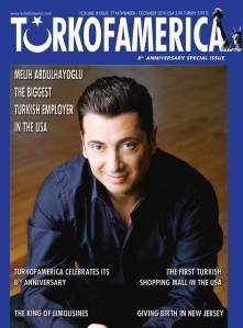 TURKOFAMERICA Volume: 8 Issue: 37 - 8th Anniversary Jan 15, 2011