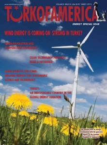 TURKOFAMERICA Volume 8 Issue 35 - Energy April 15, 2010