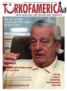 TURKOFAMERICA Volume 8 Issue 32 - Health Issue March 15, 2009