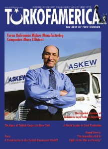 TURKOFAMERICA Volume 6 Issue 27 November 15, 2007