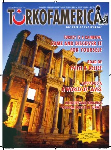 TURKOFAMERICA Volume 7 Issue 28 - Tourism Issue Jan 15, 2008