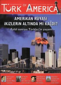 TURKOFAMERICA Volume 1 Issue 2 - October 15, 2002