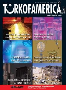 TURKOFAMERICA Volume 8 Issue 36 - IMMIB Issue - August 15, 2010
