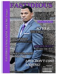 Fastidious Magazine