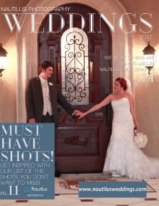 nautilus weddings jan.  2013