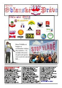 TOP Týdeník Občanské Právo 1/2013