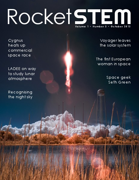 RocketSTEM Issue #3 - October 2013