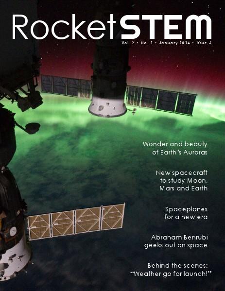 RocketSTEM Issue #5 - January 2014