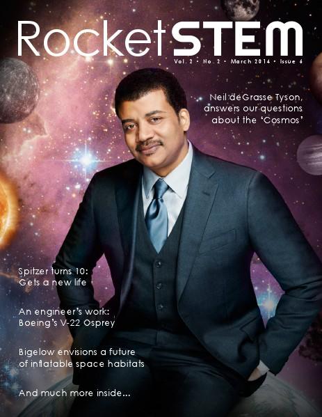 RocketSTEM Issue #6 - March 2014