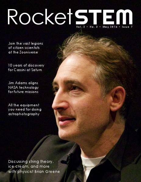 RocketSTEM Issue #7 - May 2014