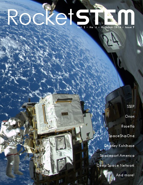 RocketSTEM Issue #9 - October 2014