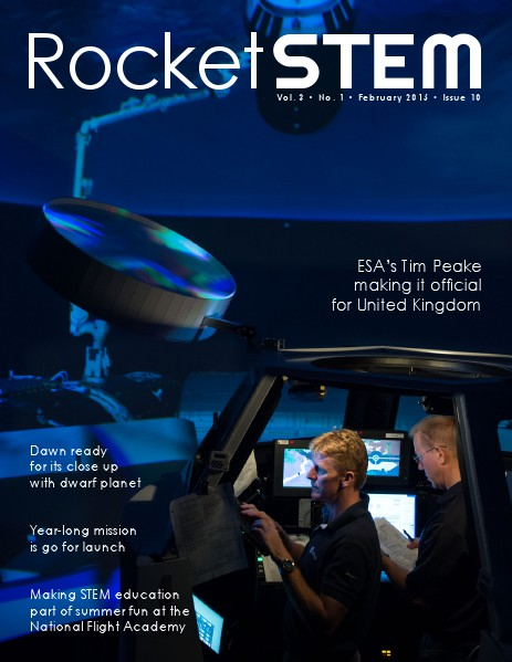 RocketSTEM Issue #10 - February 2015