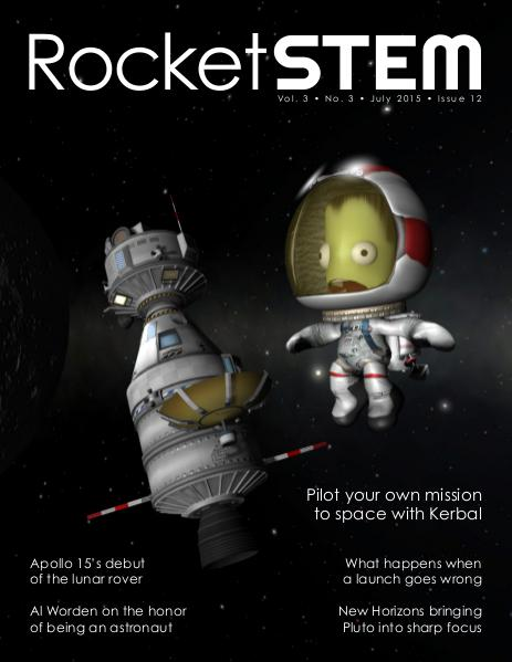 RocketSTEM Issue #12 - July 2015