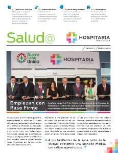 Salud@Hospitaria Enero 2013