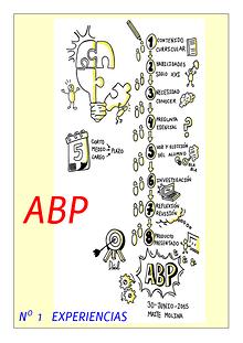 Aprendizaje basado en proyectos (ABP)