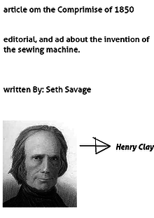 Seth savage english news paper project
