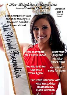 Her Heighness Magazine