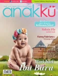 Majalah Anakku edisi desember 2012 Januari 2013