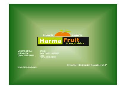 Harma Fruit 2013 Feb, 2913