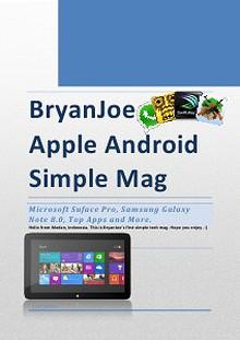 BryanJoe Apple Android