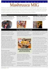 Kafaalo Magazine 2012