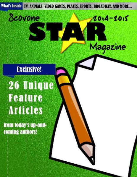 Scovone Star Magazine 2014-2015