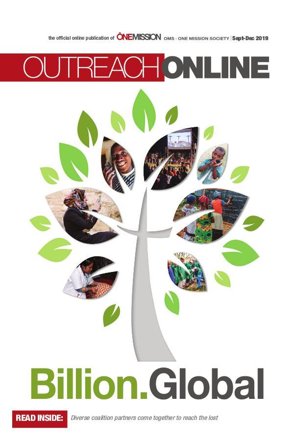 OMS Outreach Outreach Online September-December 2019