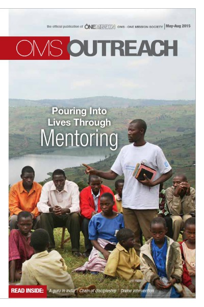 OMS Outreach May - August 2015