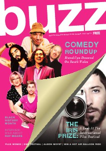 Buzz Magazine October 2013