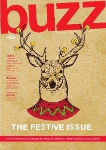 Buzz Magazine Dec/Jan 2013/14
