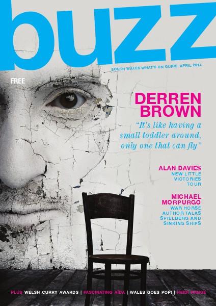 Buzz Magazine April 2014