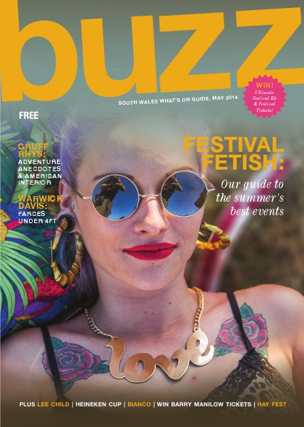 Buzz Magazine May 2014
