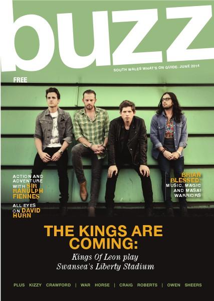 Buzz Magazine June 2014