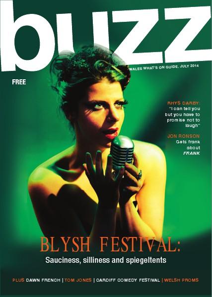 Buzz Magazine Buzz Magazine - July Issue