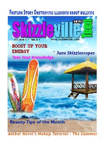 Skizzleville Online Magazine Vol. 3