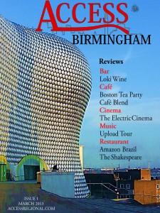 Access Birmingham March 2013
