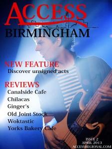 Access Birmingham April 2013