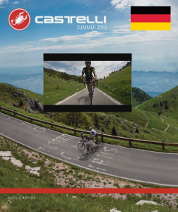 2013 COLLECTION Sommer 2013 Katalog, Deutsch