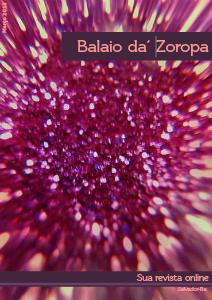 Balaio Da´Zoropa, Edição:Maio. Março.2013
