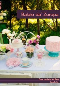 Balaio Da´Zoropa, Edição:Maio. Maio.2013