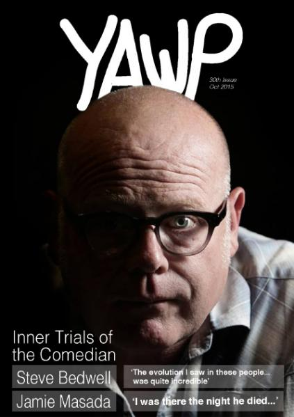 Issue 30 The Inner Trials of the Comedian