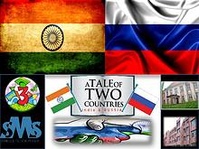A Tale of Two Countries - India and Russia