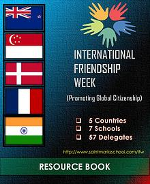 International Friendship Week - Promoting Global Citizenship