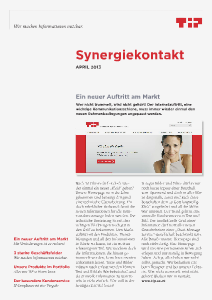 TIP Synergiekontakt April 2013