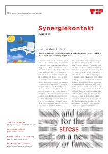 TIP Synergiekontakt Juni 2013
