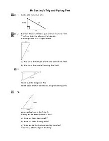 Awesome Maths Revision