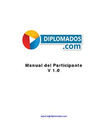 Manual del Participante - Diplomados.com