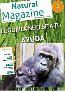 Natural Volumen #1 (enero 2013)