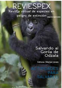 Revista virtual de especies en peligro de extinción