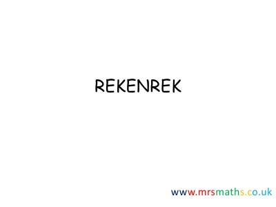How to use the rekenrek August13